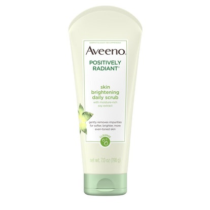 Aveeno Positively RadiantSkin Brightening Daily Face Scrub