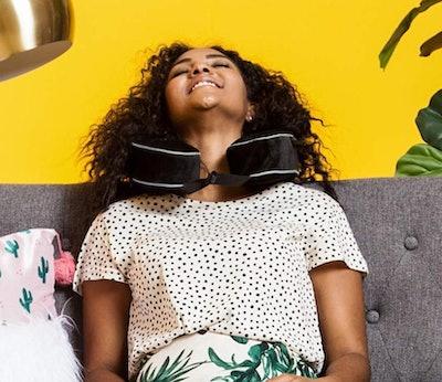 Make Lemonade Vibrating Travel Pillow