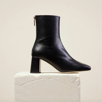 Cube Boot in Black
