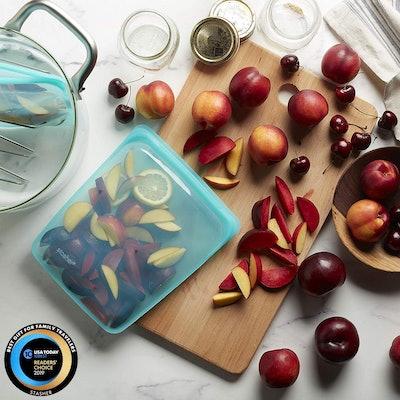 Stasher Reusable Food Bag