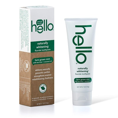 Hello Oral Care Extra Whitening Fluoride Toothpaste (4-Pack)