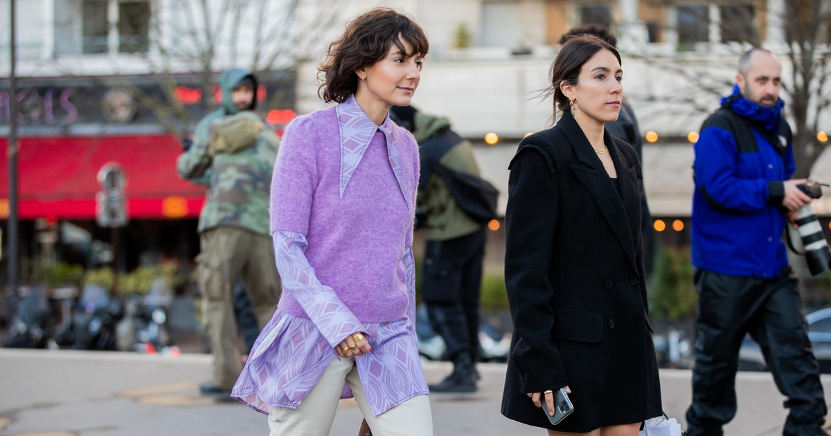 These Are The Looks From Paris Fashion Week You *Need* To See