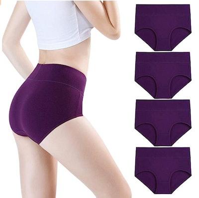 wirapa Bamboo Underwear (4-Pack)