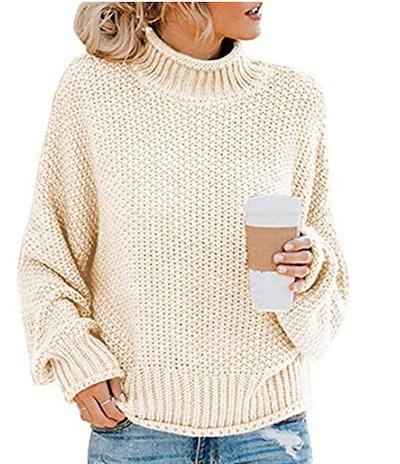 AntcolonY Turtleneck Sweater