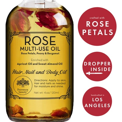 Provence Beauty Rose Multi-Use Oil (4 oz)