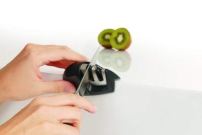 KitchenIQ 50009 Edge Grip 2-Stage Knife Sharpener