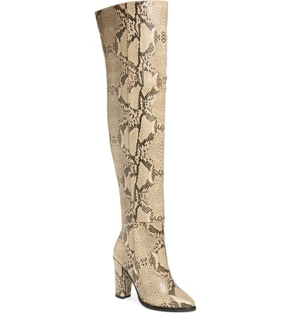 Alla Over the Knee Boot