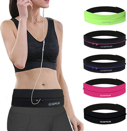 GEARWEAR Waistband Running Belt