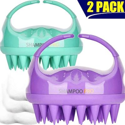 Cbiumpro Shampoo Brush (2-Pack)