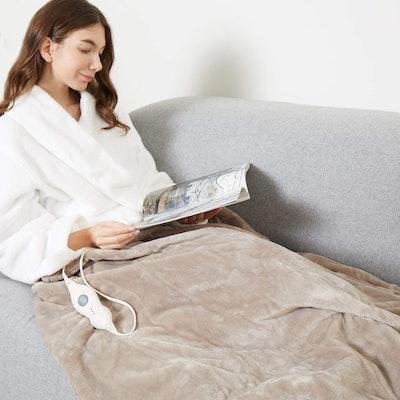 Tefici Electric Heated Blanket