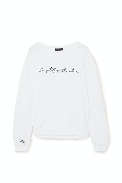 I've Got All My Sisters With Me Sweatshirt