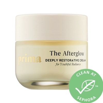 The Afterglow Deeply Restorative CBD Face Cream for Youthful Radiance