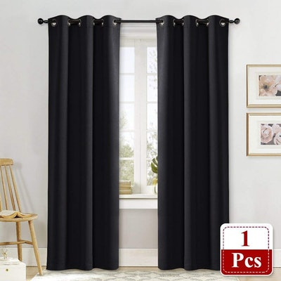 NICETOWN Insulated Black Out Curtains