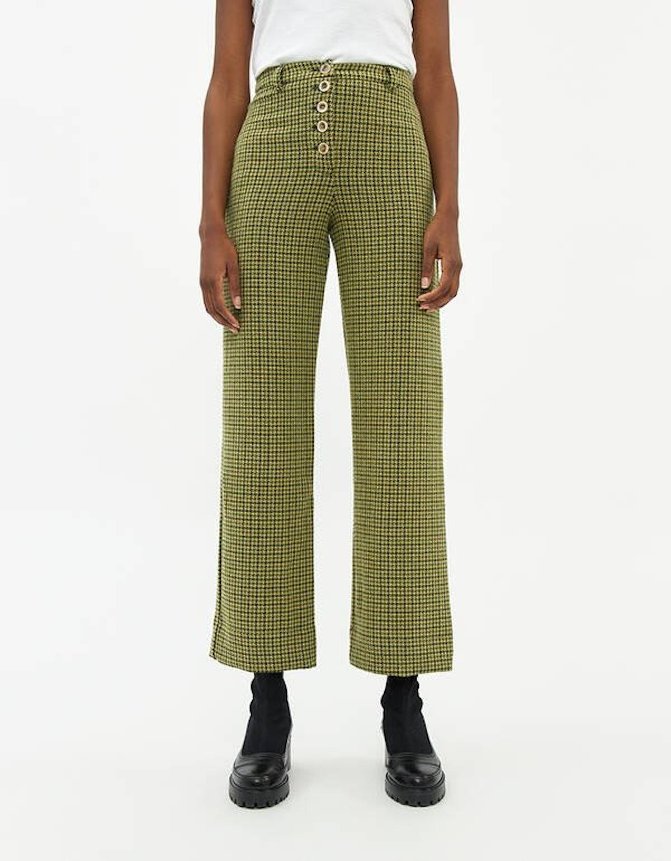 Castelbuono Check Pant