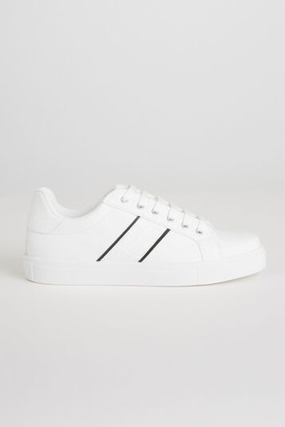 Warehouse Classic Lace Up Trainer