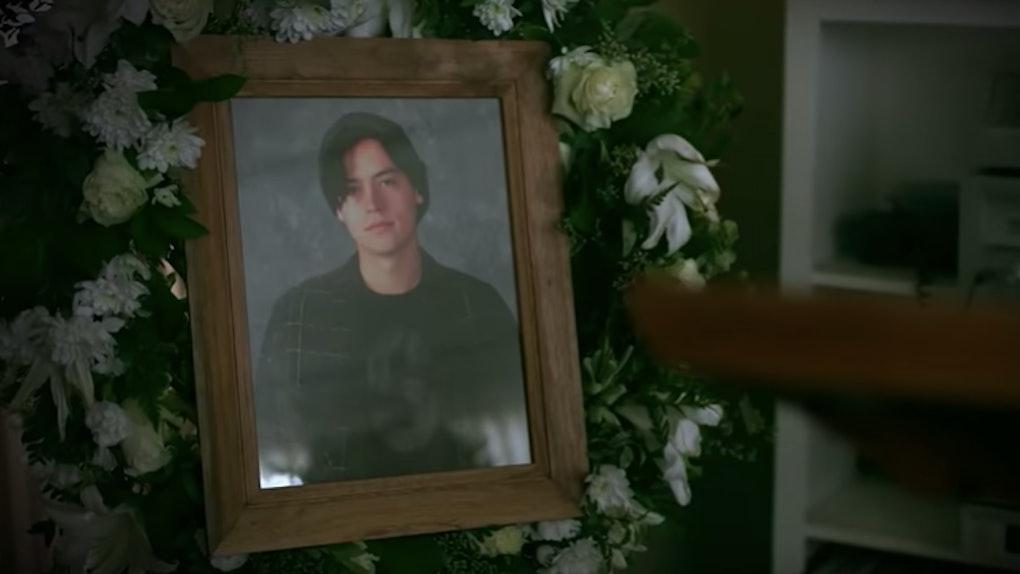 Jughead in the 'Riverdale' Season 4, Episode 15 promo