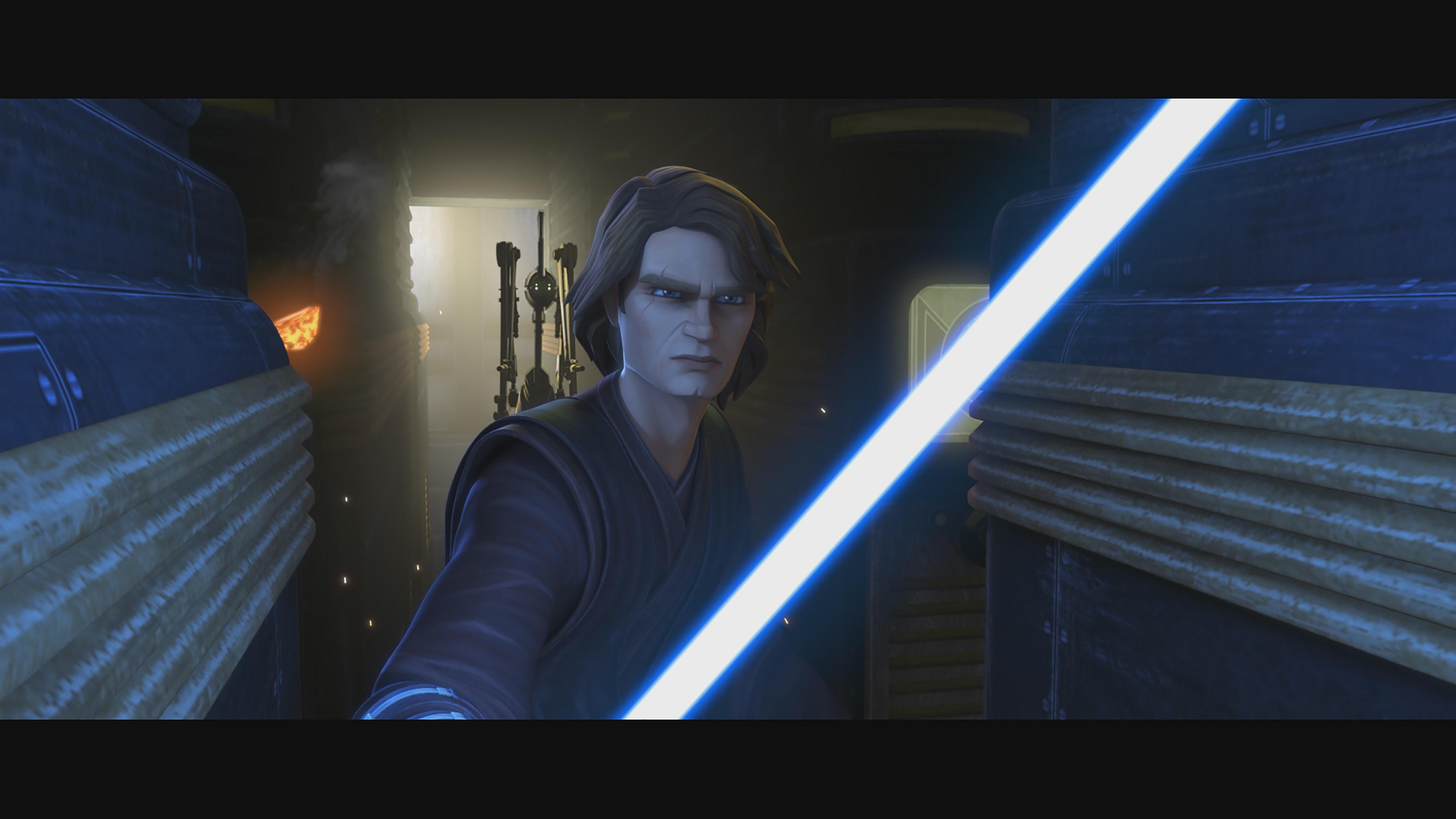 Clone Wars Season 7 Spoilers 1 Scene Retcons A Pivotal Prequels Moment