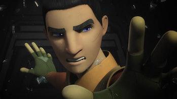 Star Wars Rebels Season 5 Ezra Bridger