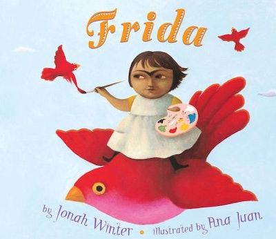 'Frida' by Jonah Winter & Ana Juan