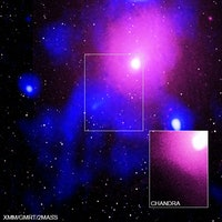 Powerful blast breaks the record for largest explosion in the universe