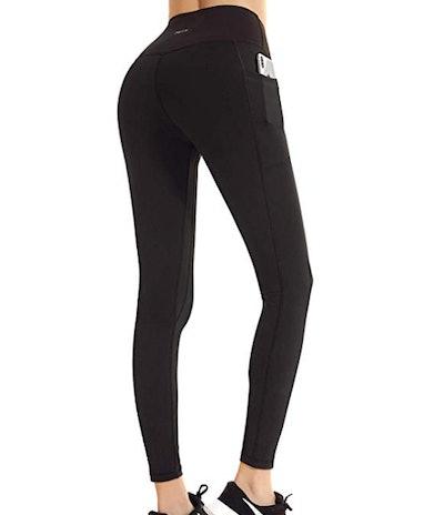 FETY Women's High Waist Leggings