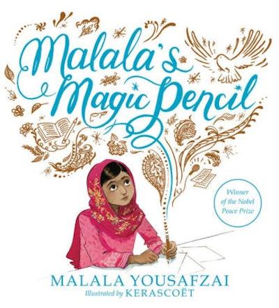 'Malala's Magic Pencil' by Malala Yousafzai & Kerascoët