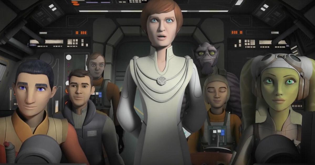 'Star Wars Rebels' Season 5 release date, trailer, plot for the rumored Disney+ sequel
