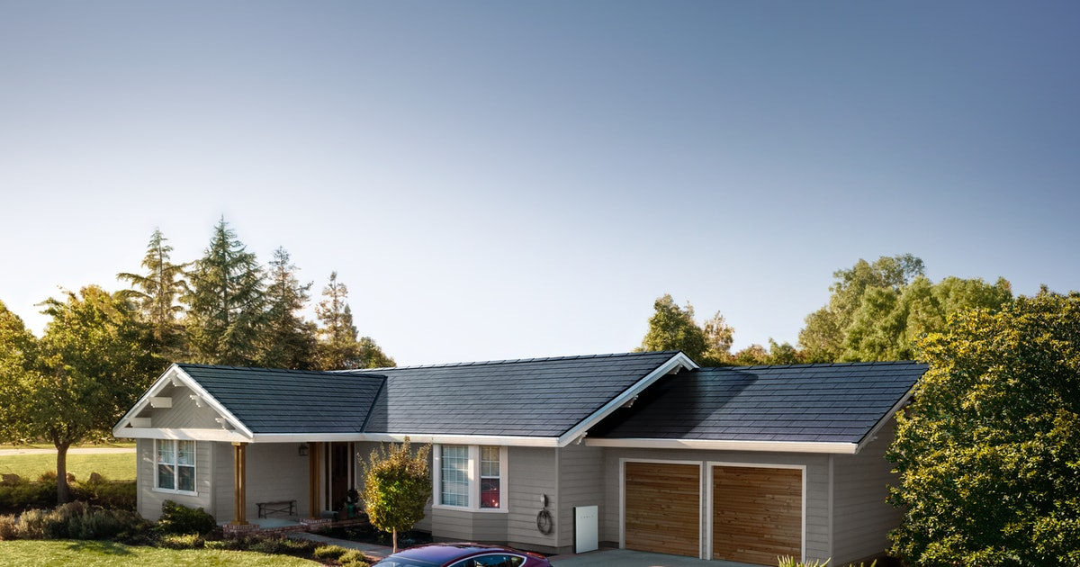 Tesla Solar Roof: how to buy, install times, pricing and availability