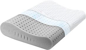 Milemont Memory Foam Cervical Pillow