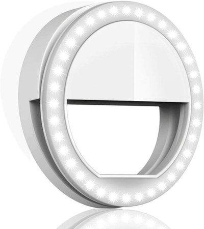 QIAYA Selfie Ring Light for Phone