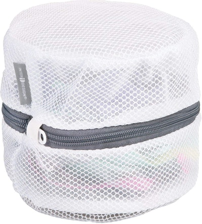 iDesign Mesh Wash Laundry Bag for Delicates