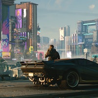 CD Projekt Red's 'Cyberpunk 2077' contest proves the dark future is already here