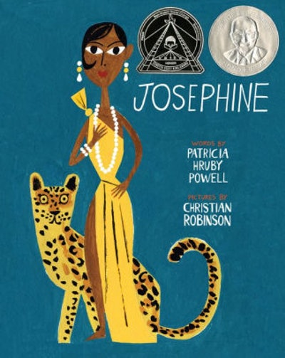 'Josephine: The Dazzling Life of Josephine Baker' by Patricia Hruby Powell & Christian Robinson
