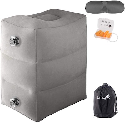 Sunany Inflatable Foot Rest