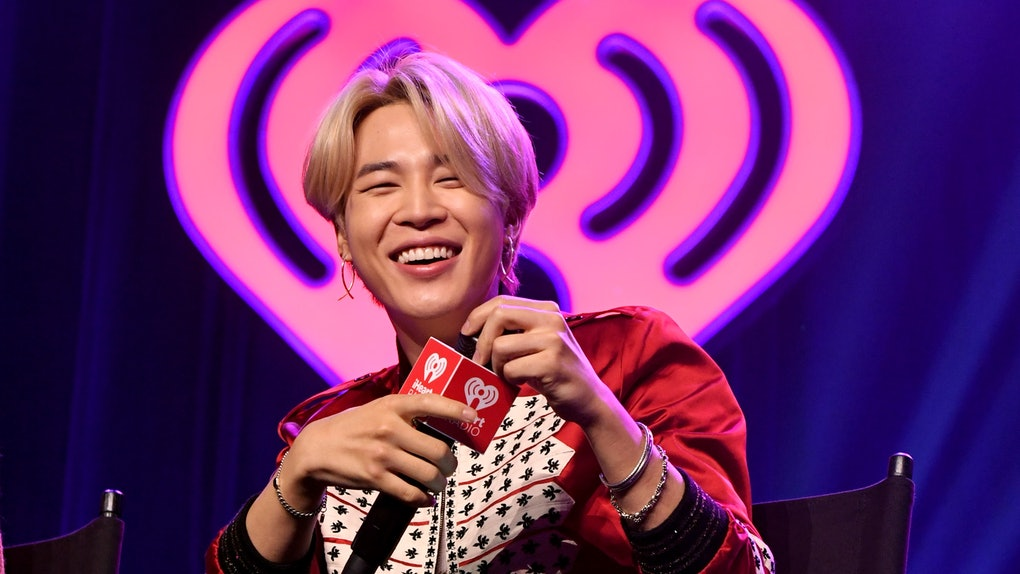 """BTS' Jimin appears to have gotten a new """"13"""" tattoo and fans think they've got the meaning down. What does Jimin's """"13"""" tattoo mean? It's so deep, according to fans."""