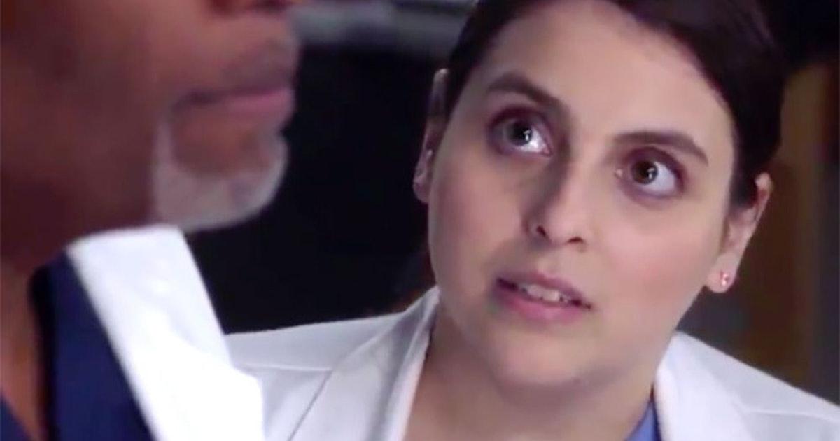 Emergency! Beanie Feldstein Is On 'Grey's Anatomy' & My Heart Can't Take It