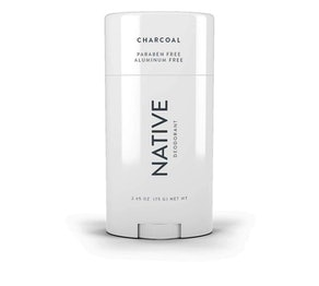 Native Deodorant Natural Deodorant, Charcoal