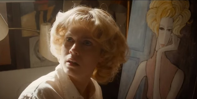 'Big Eyes' tells the story of a woman whose husband took credit for her art.