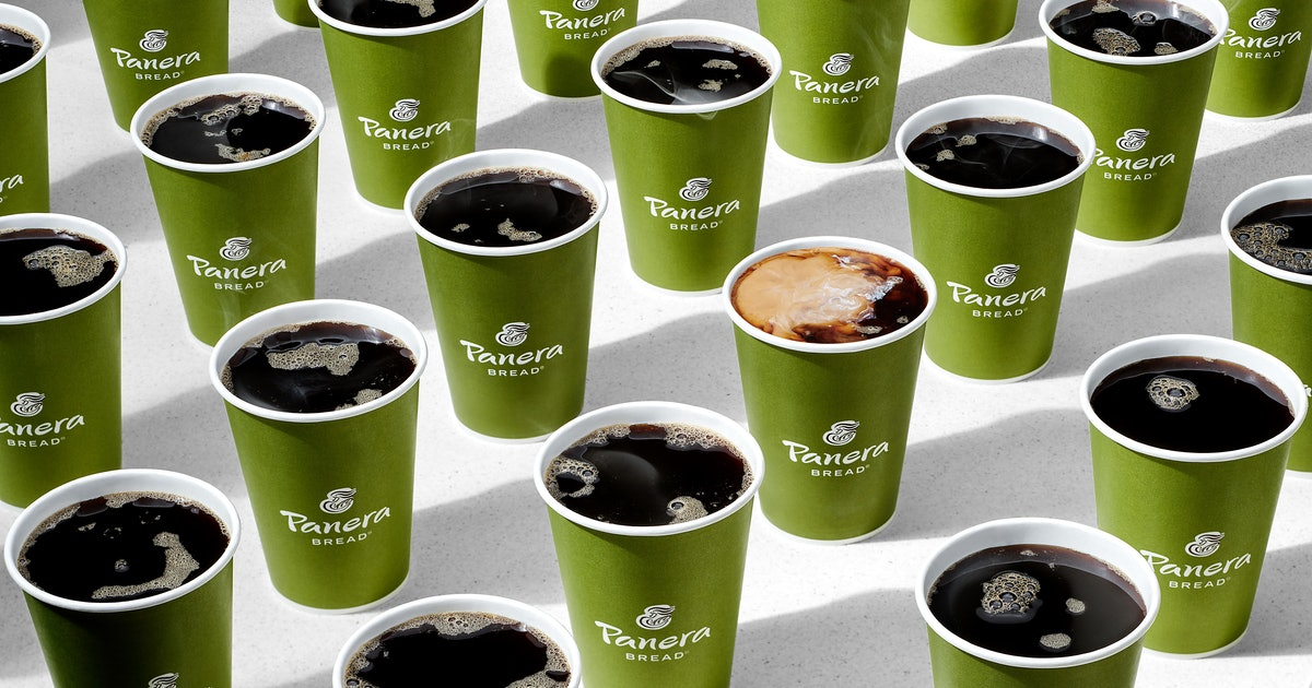 You Can Get Unlimited Hot & Iced Coffee With Panera's New Subscription Service