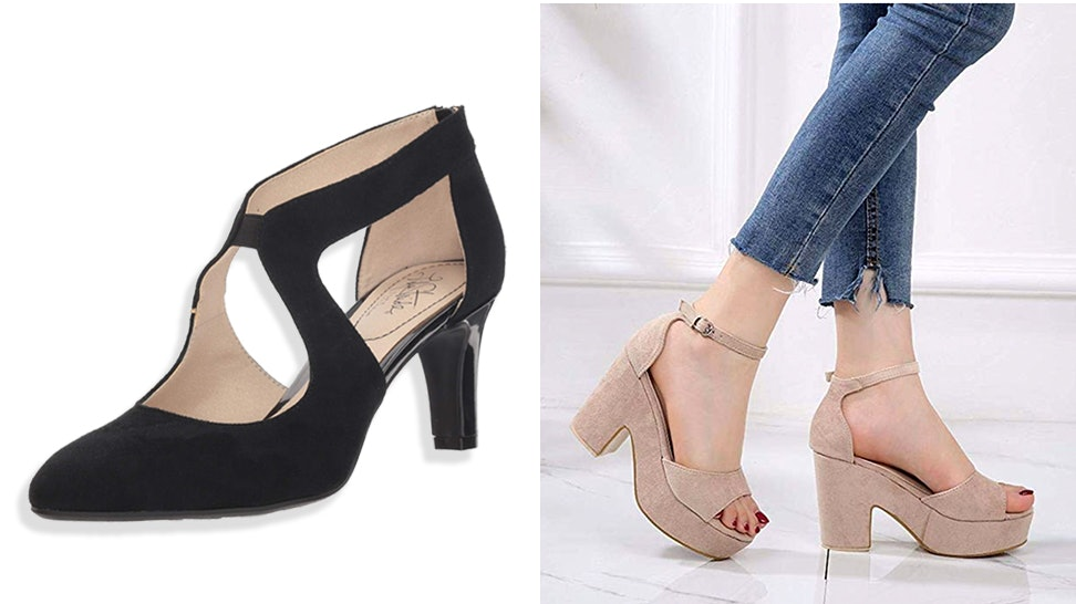 Comfortable Heels For Standing All Day