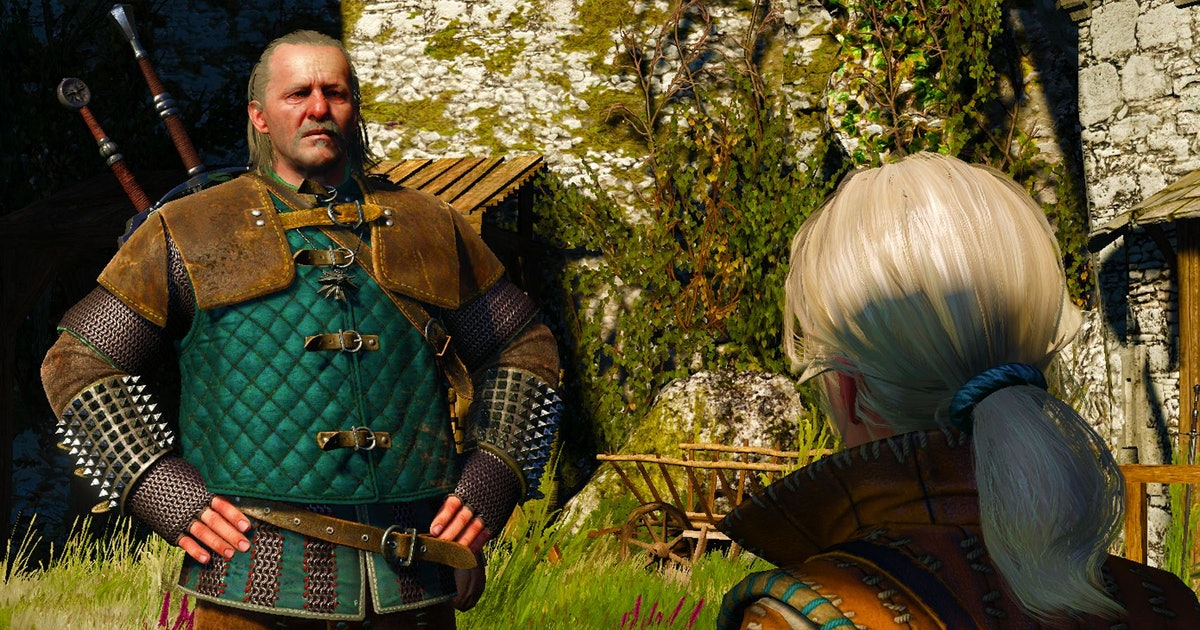 'The Witcher' Season 2 Vesemir casting is even better than Mark Hamill