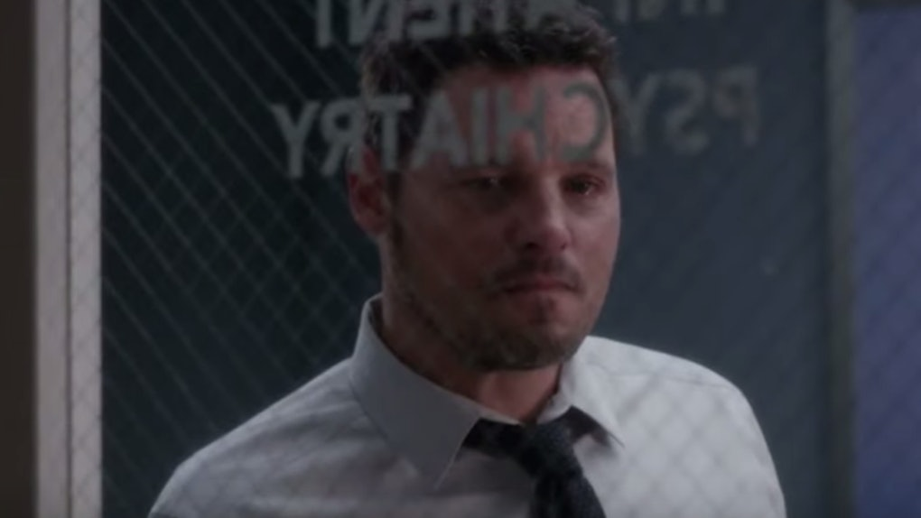 Alex Karev in the 'Grey's Anatomy' Season 16, Episode 16 promo