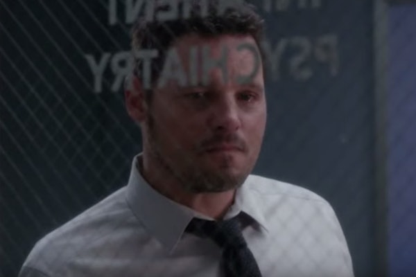 Alex Karev in the 'Grey's Anatomy' Season 16, Episode 16 promo