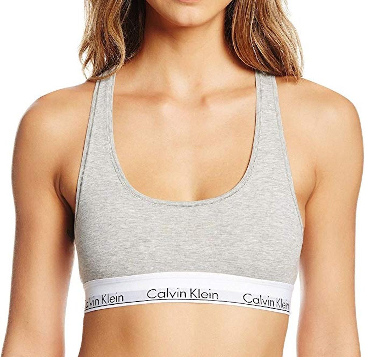 Calvin Klein Women's Cotton Bralette