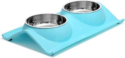 Upsky Double Dog Bowls