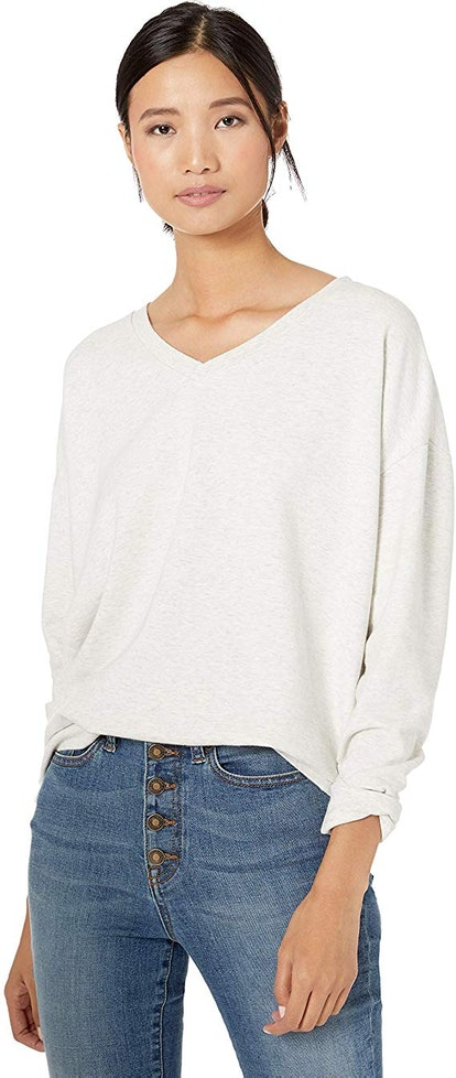 Goodthreads Women's Modal Fleece Sweatshirt