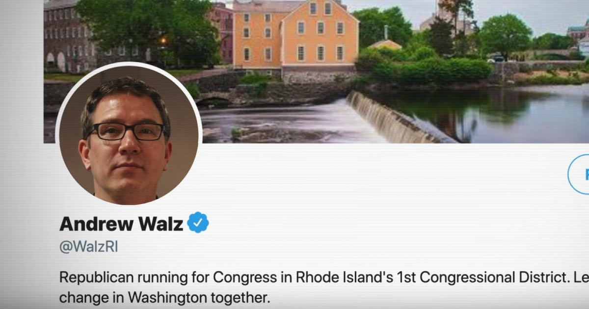 A high-schooler tricked Twitter into verifying a fake congressional candidate