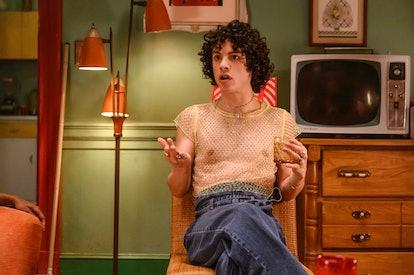 Jonny Beauchamp as Jorge in Katy Keene.