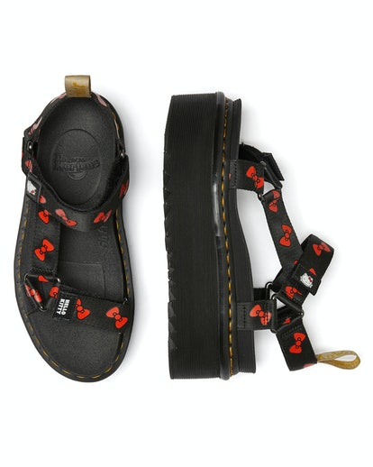 Vegan Hello Kitty Sandals