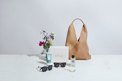 Spring Beauty & Style Box